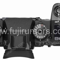 Ilyen lesz a Fujifilm új zászlóshajója, az X-H1