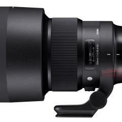 Megvan a Sigma 105mm f/1.4 ART ára!
