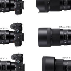 Sony FE: Sigma f/1.2 és Tamron ultranagylátó