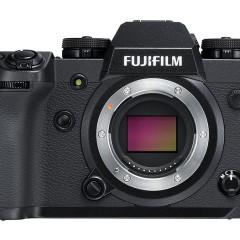 Megérkezett a Fuji X-H1 – részletesebb bemutató
