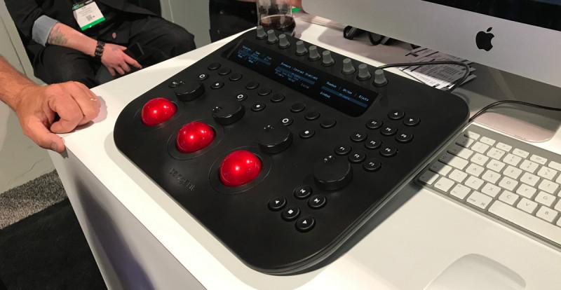 Új Tangent Wave 2 kontroller, mely a Capture One-nal is használható natívan. Ára valamivel 1000 Euro alatt. Kép forrása: post-logic.com