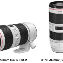 Újabb infók és fotók a Canon 70-200-akról