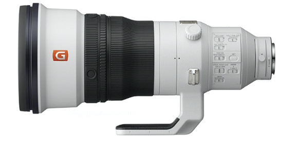Egy Sony objektív, ami elég ritka lesz kis hazánkban