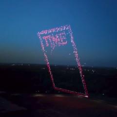 Drónok világították ki a TIME címlapját