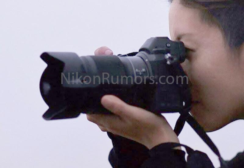 Nikon-Z-mirrorles-camera