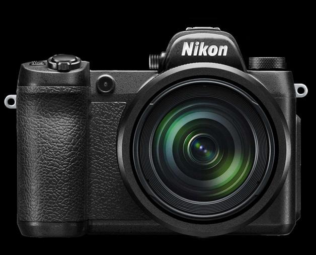 Nikon-mirrorless-camera-mockup