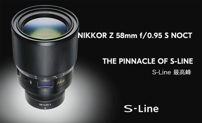 Nikon-Z-Noct-Nikkor-58mm-f0.95-lens