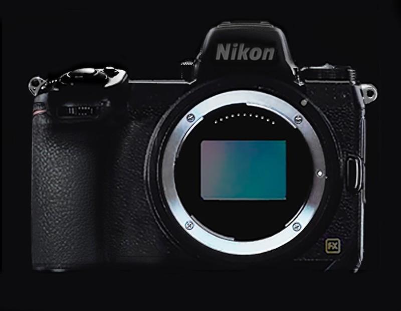 Nikon-full-frame-mirrorless-camera