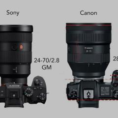 Beszéljünk egy kicsit az új Canon optikákról