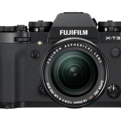 Bemutatták a Fujifilm X-T3-at