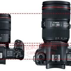 Canon EOS R full specifikációk