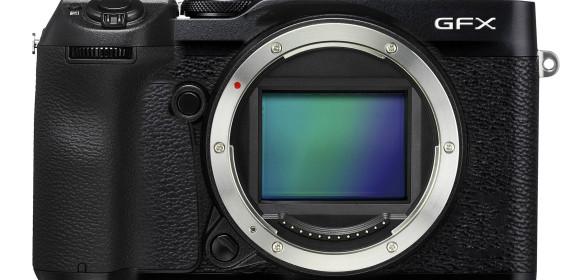 Megújul a Fujifilm középformátum