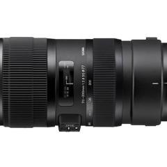Lesz fullframe Foveon szenzoros kamera, és itt az új Sigma 70-200
