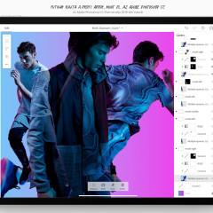 Fotófeldolgozás iPaden?