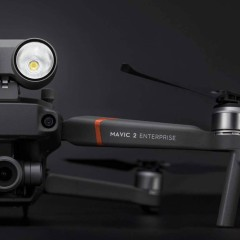 Fény derült a DJI Mavic 2 Enterprise drón képességeire