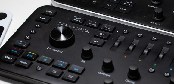 Teszt: Loupedeck+ kontroller