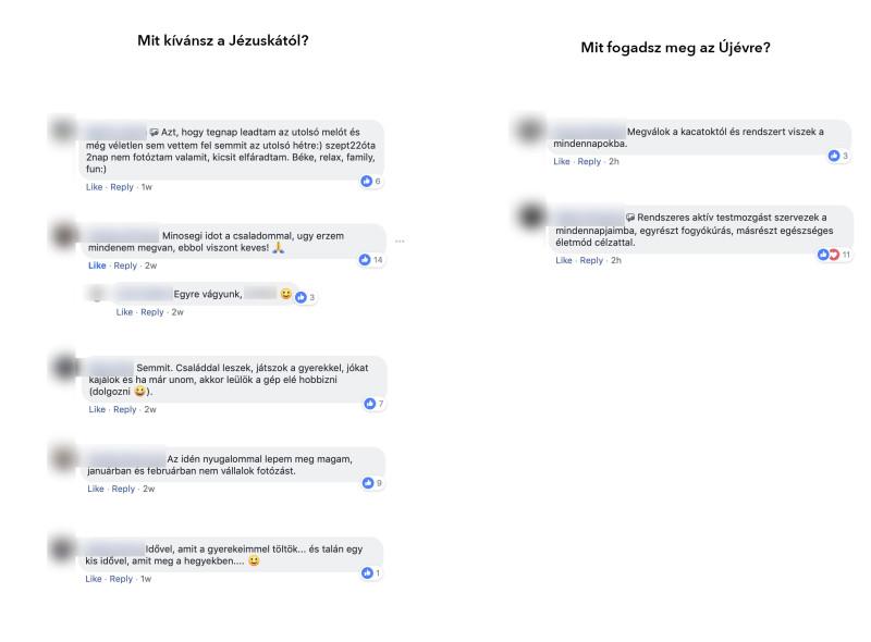 Szemezgetés egy magyar fotós facebook csoportból. A kommentek szépen alátámasztják e cikkben leírtakat.