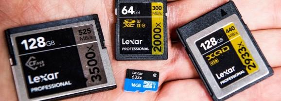 Tisztában vagy az új memóriakártya szabványokkal? Itt az ideje…