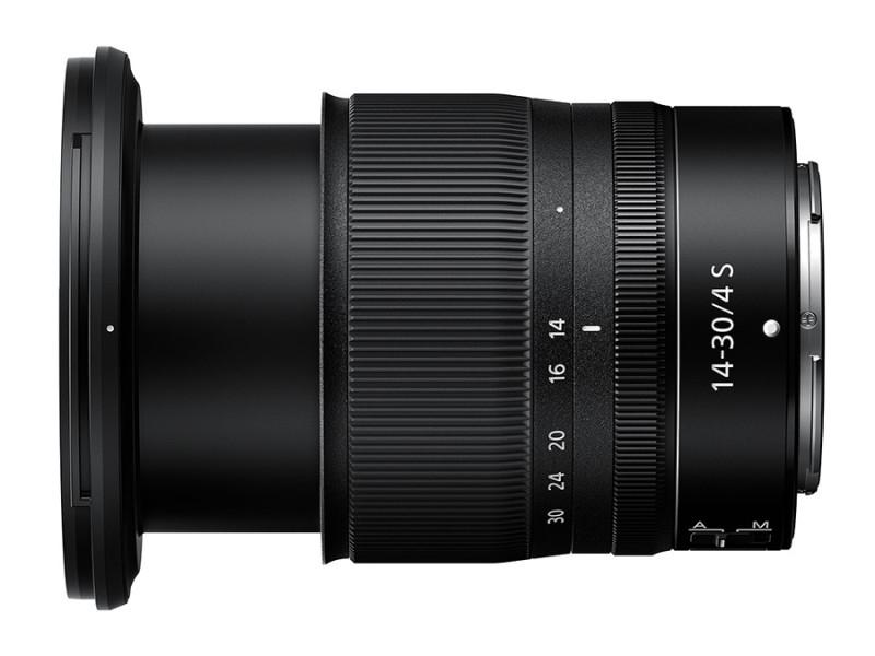 A minap bemutatott Nikkor Z 14-30mm f/4 S objektív