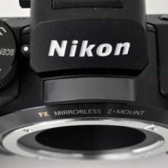 A Nikonnak is lesz hamarosan olcsó FX mirrorless gépe
