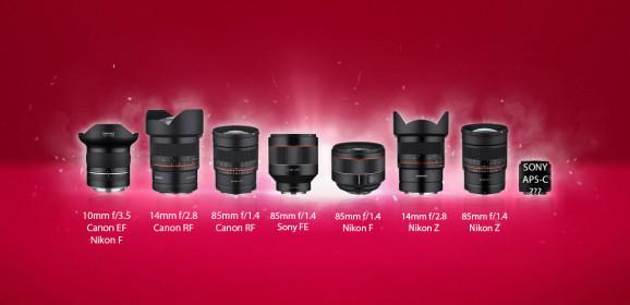 Samyang obik Nikon Z-re és F-re