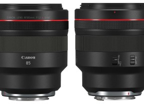 Megjelent a Canon RF 85mm f/1.2L