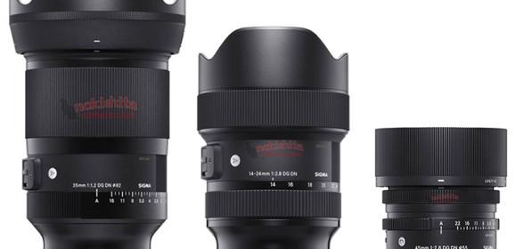 Új Sony objektívek érkeznek, egyik jobb, mint a másik!