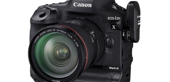 24MP lehet a Canon 1DX Mark III