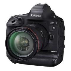 Hivatalos a Canon 1DX Mark III