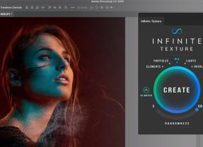 Infinite Texture Panel – AI-támogatott textúraeszköz Photoshophoz