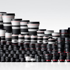 Mostanában ne várjatok új Canon EF objektívet