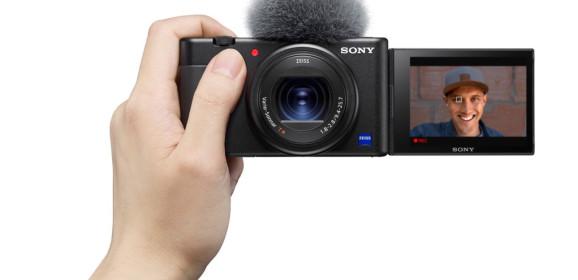 Megérkezett a Sony ZV-1 vlogger kamera