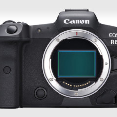 Ilyen lesz a Canon EOS R6 mirrorless