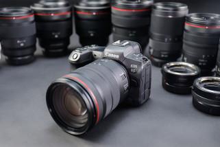 Felszabadult nevetés a Canonnál: megérkezett az EOS R5 és R6
