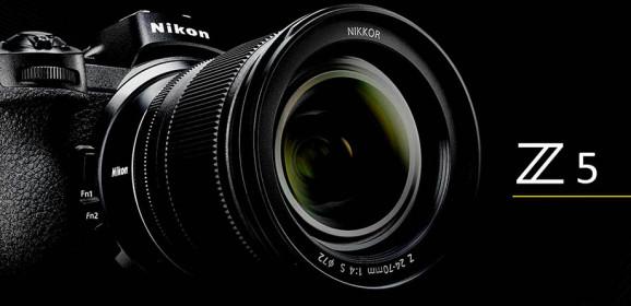 Megérkezett a belépőszintű Nikon Z5