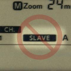 Ez a vég: megszűnik a Master és Slave kifejezés a vakus világban