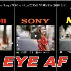 AF-ben úgy tűnik utolérte a Canon a Sonyt