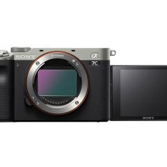 Megérkezett az utazóvloggerkamera Sony A7C