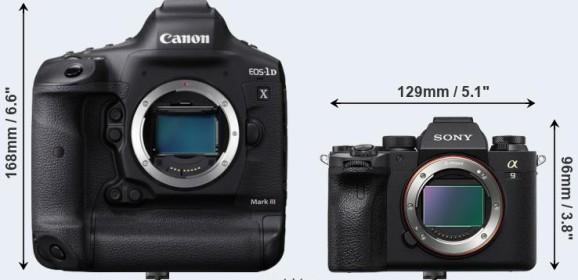 PRO mirrorlessek a Sonytól és a Canontól