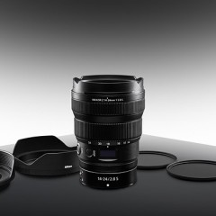 A Nikon bemutatta a 14-24mm f/2.8 S, és az 50mm f/1.2 S objektíveket Z-bajonettel