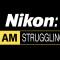 Szenved a Nikon
