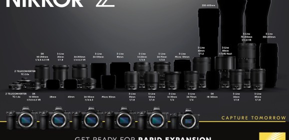 50 millis makró, és két telefotó jön Nikon Z-re